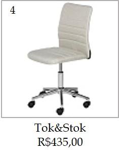 cadeira numerado